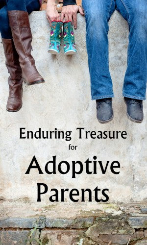 Adoptive Parents Book Cover