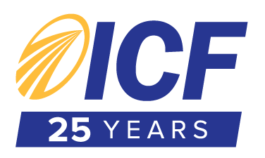 ICF_25Years_Stacked_Color png